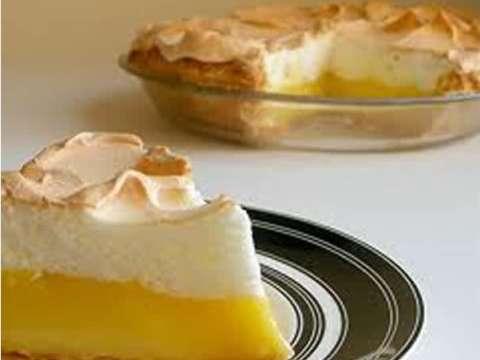 πίτα λεμονιού (lemon pie)