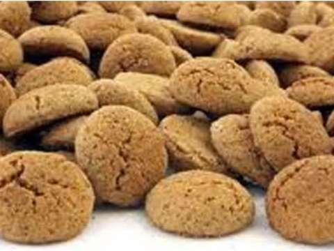 κουλούρια με μπαχαρικά (Pepernoten-spice nuts)