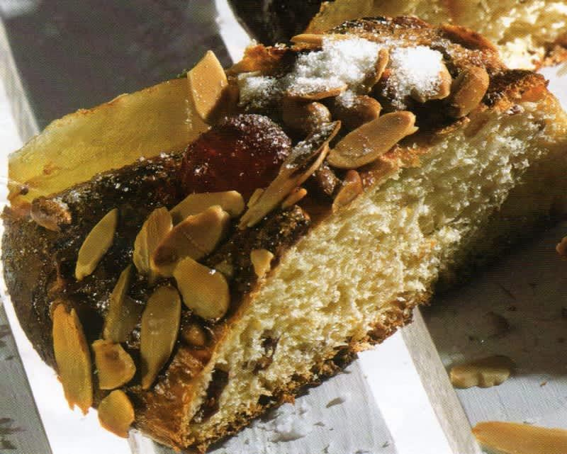 Συνταγή Κέικ για... βασιλιάδες (Bolo Rei)
