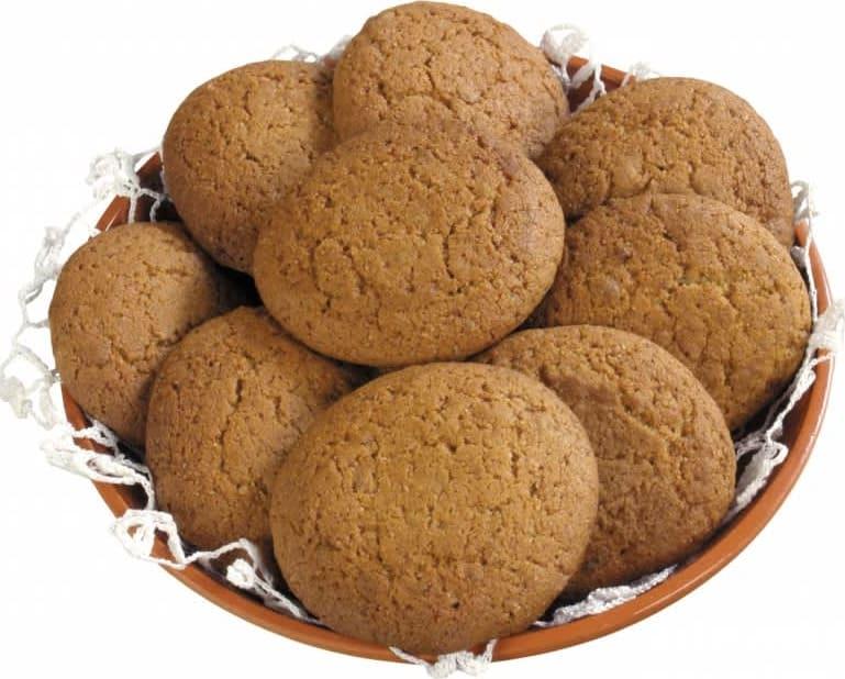 Συνταγή Μπισκότα σοκολάτας