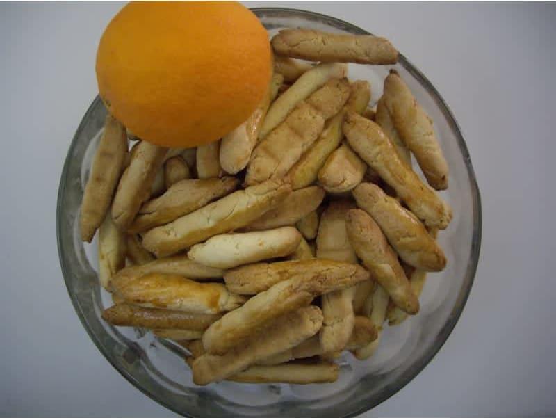 Συνταγή Κουλουράκια πορτοκαλιού!