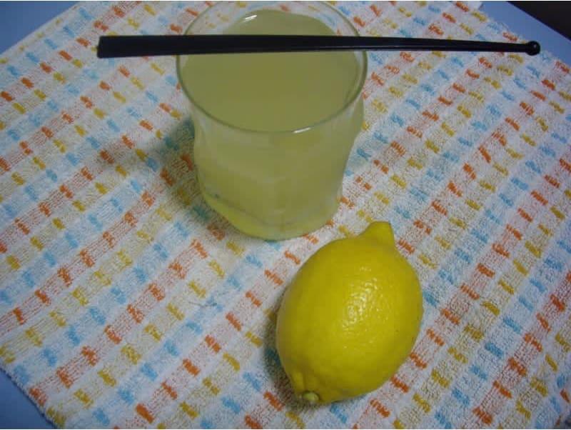 Συνταγή Φυσική Λεμονάδα