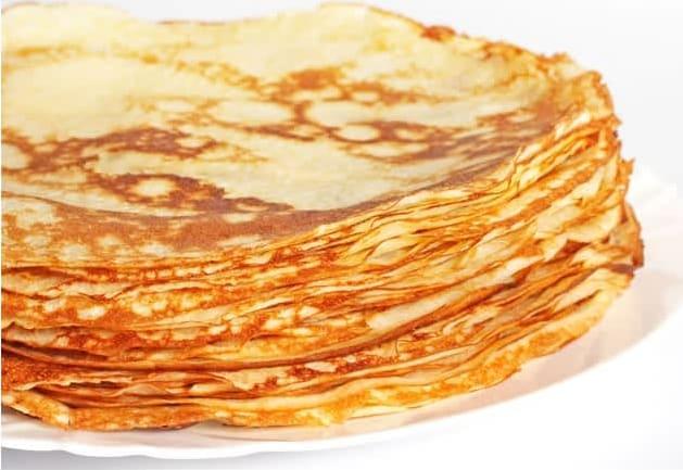 Συνταγή Τηγανίτες  με μήλα, τυρί, μαρμελάδα-Τέλειο πρωινό!