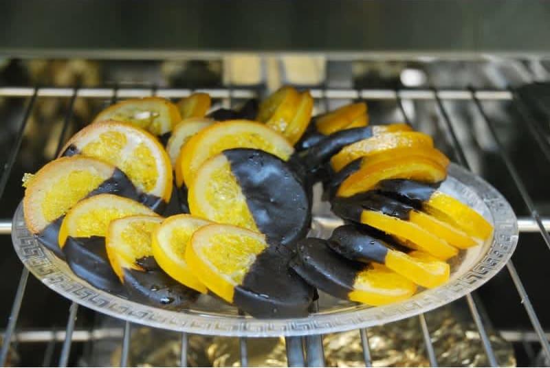 Συνταγή σοκολατωμένο πορτοκαλάκι