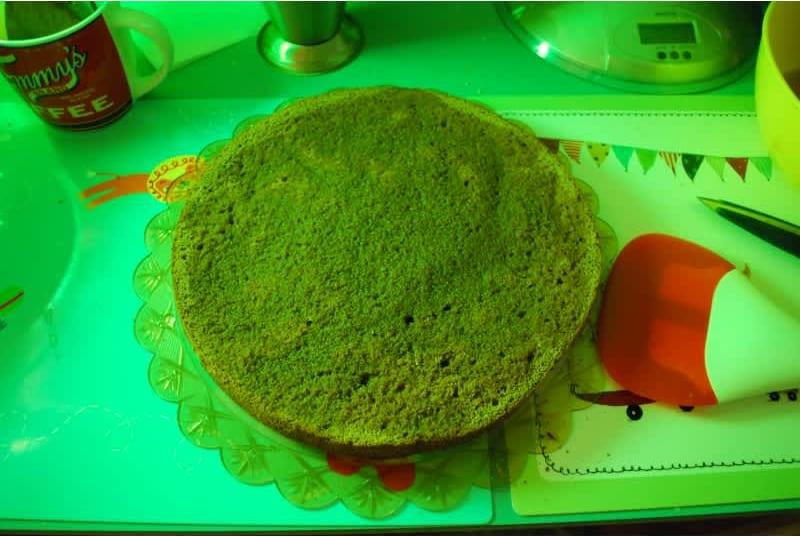 Συνταγή Σοκολατένιο παντεσπάνι για τούρτες, κορμούς κλπ.