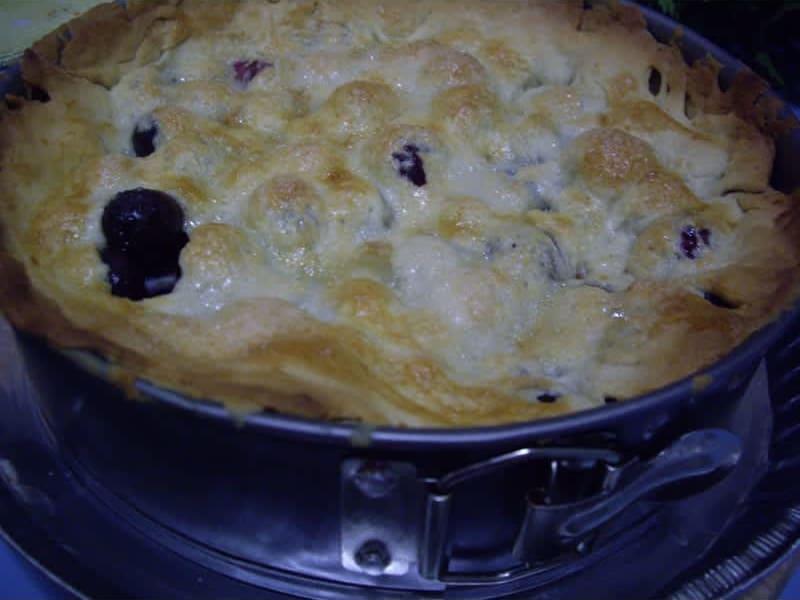 Συνταγή Πίτα με κεράσια