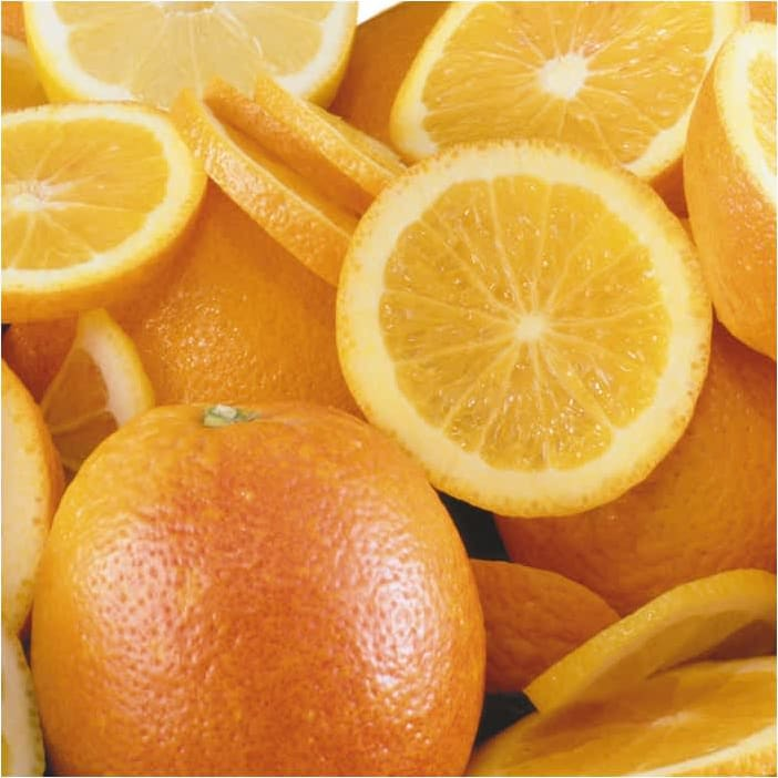 Συνταγή Γλάσο πορτοκαλιού