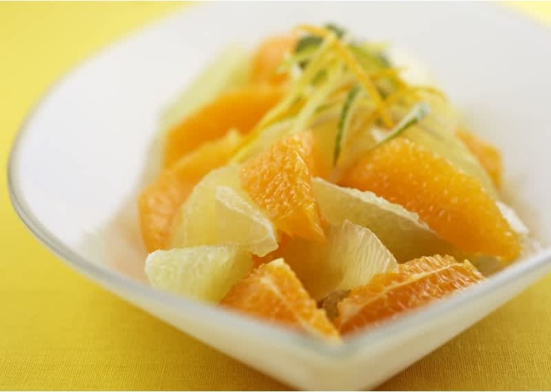Συνταγή Γλάσο πορτοκαλιού και κανέλας