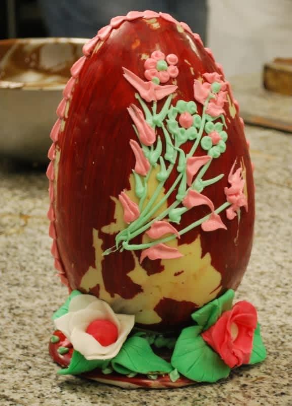 Συνταγή Πασχαλινά, πολύχρωμα αβγά, χειροποίητα διακοσμημένα