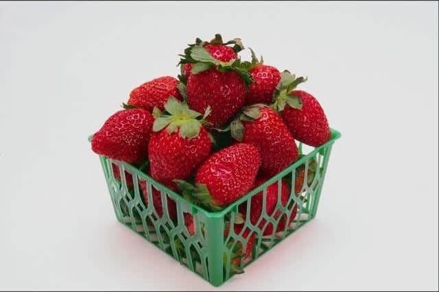 Συνταγή Κουλί (σως) φράουλας