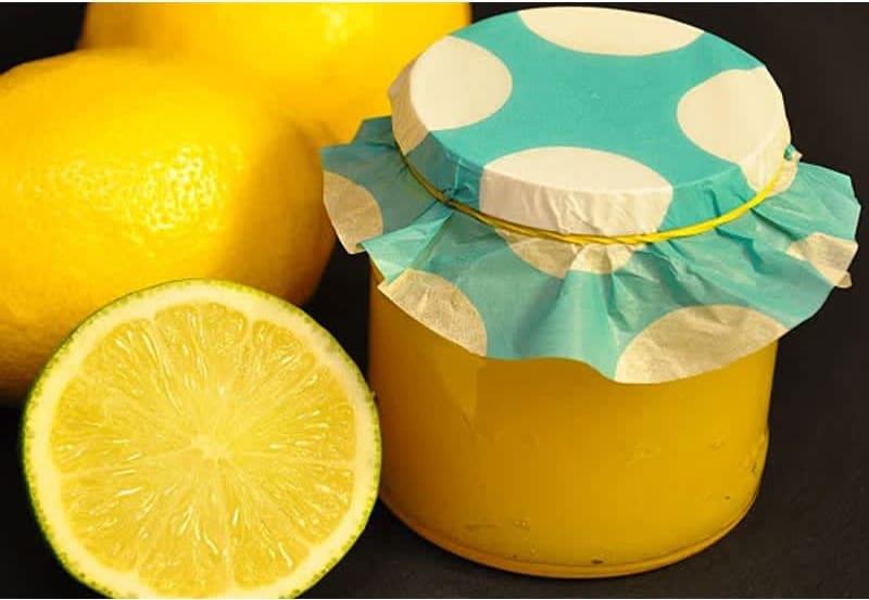 Συνταγή Κρέμα λεμονιού (για γέμιση μπισκότων)