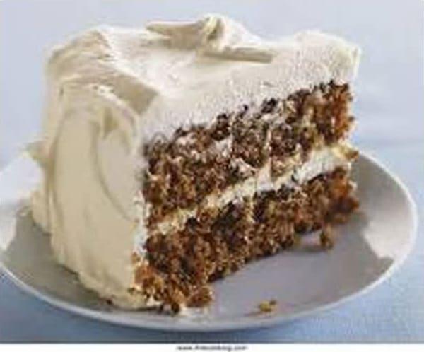 Συνταγή Κέικ καρότου - αν δεν το 'χεις δοκιμάσει...