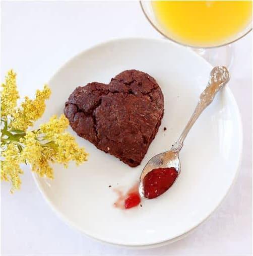 Συνταγή γρήγορα Βουτήματα Σοκολάτας