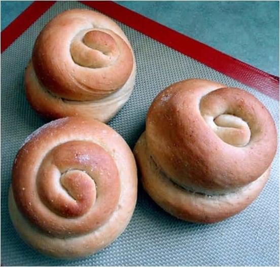 Συνταγή ψωμί καλαμποκιού