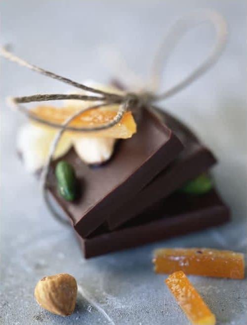 Συνταγή Σουφλέ πικρής σοκολάτας