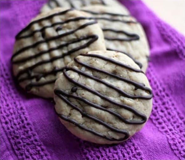 Συνταγή Μπισκότα αμυγδάλου