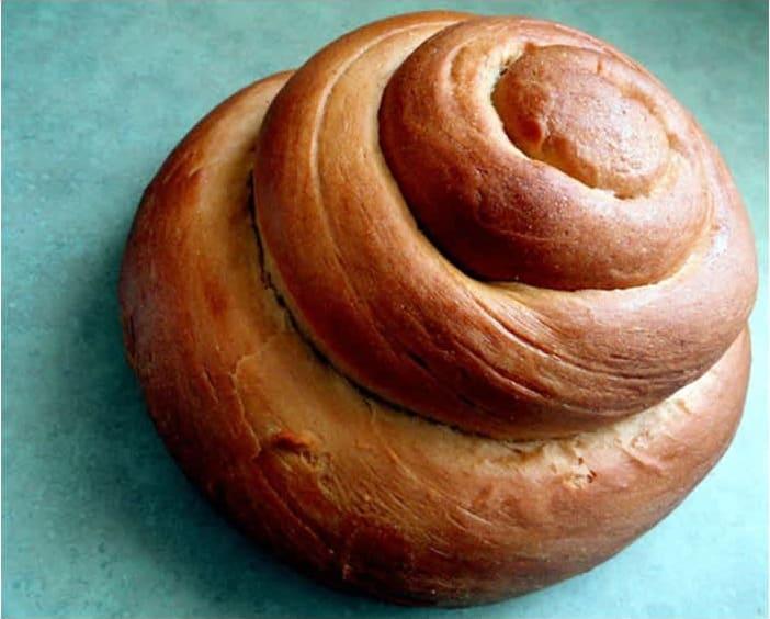 Συνταγή Γλυκό ψωμί