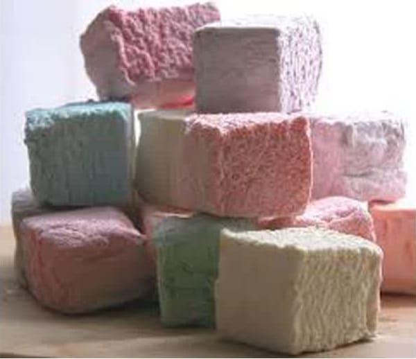 Συνταγή ζαχαρόπαστα marshmallows