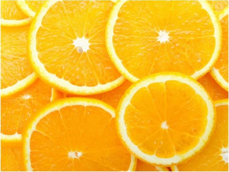 Συνταγή κρέμα πορτοκαλιού
