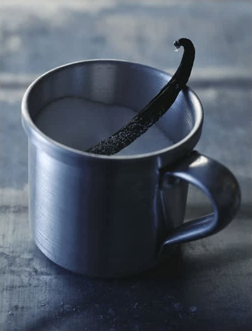 Συνταγή σιρόπι βανίλιας