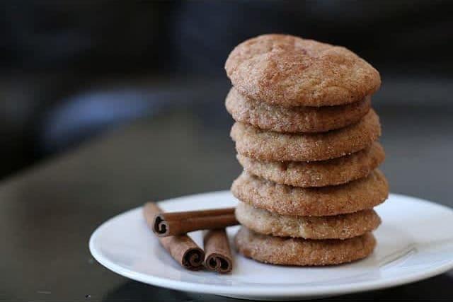 Συνταγή Μπισκότα μπανάνας (vegan)