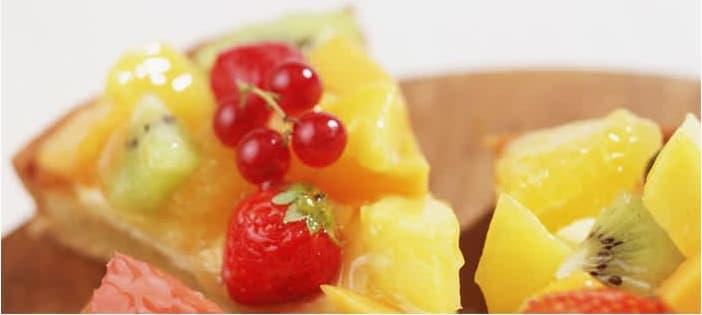 Συνταγή τάρτα με διάφορα φρέσκα φρούτα