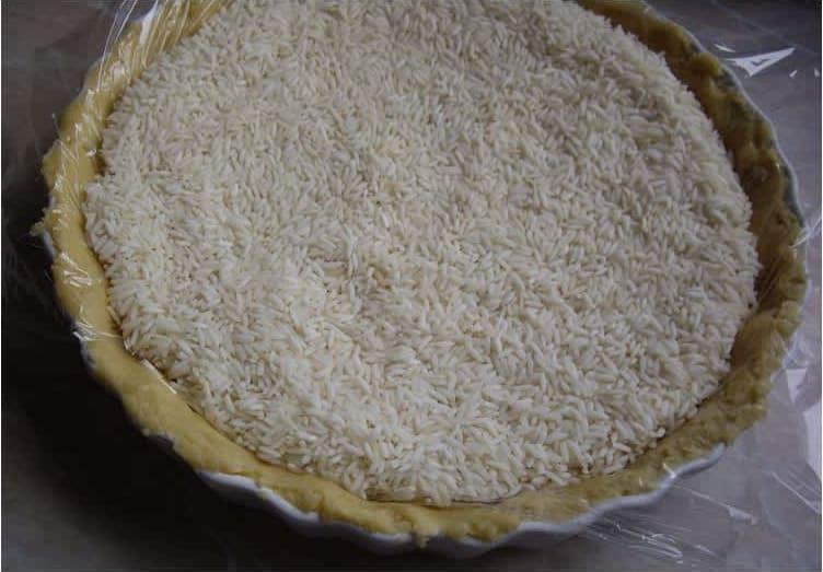 Συνταγή ζύμη σουκρέ (για τάρτες με φρούτα)
