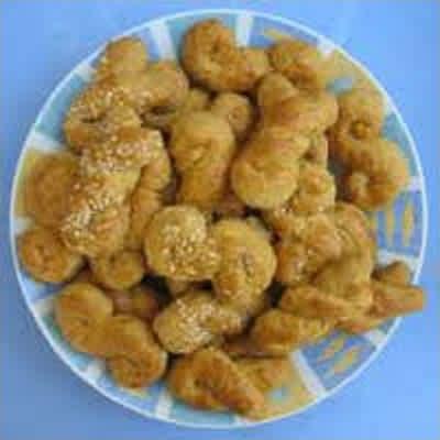 Συνταγή πασχαλινά κουλουράκια
