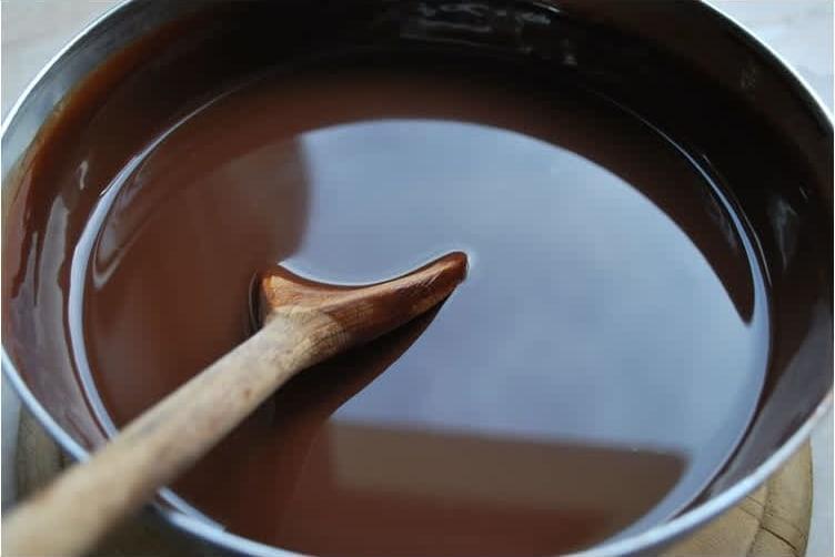 Συνταγή γκανάζι (για ταρτάκια)