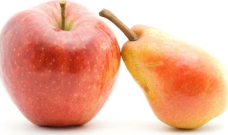 Συνταγή Μαρμελάδα με αχλάδια και ξινόμηλα