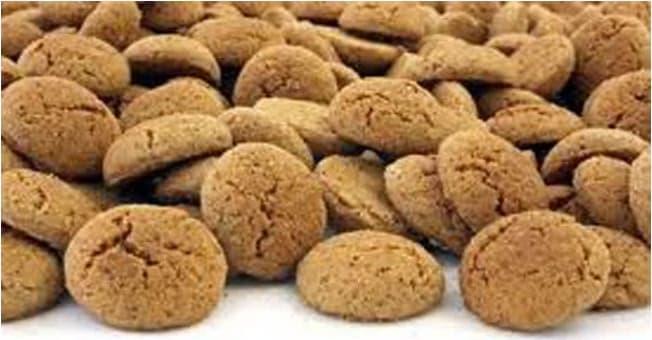 Συνταγή κουλούρια με μπαχαρικά (Pepernoten-spice nuts)
