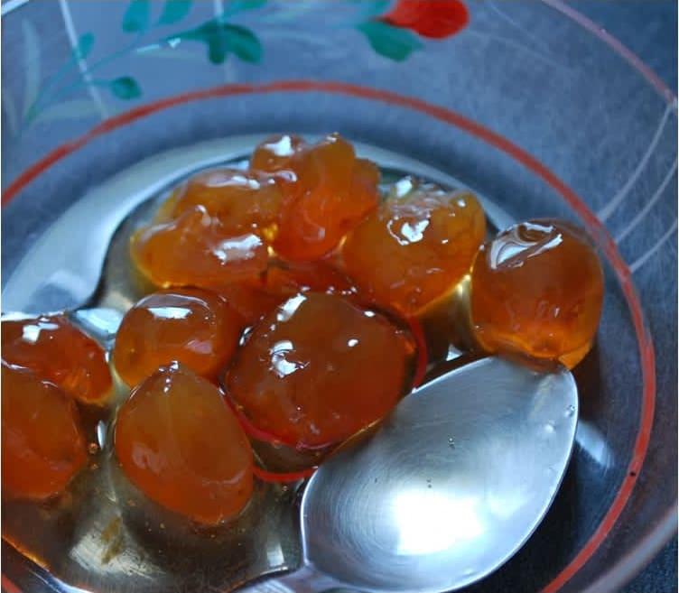 Συνταγή Κερασάκι, γλυκό του κουταλιού