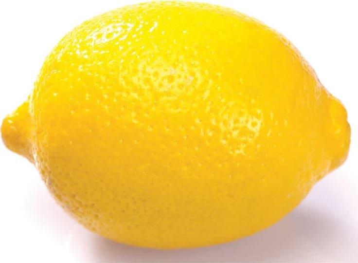 Συνταγή μους λεμόνι