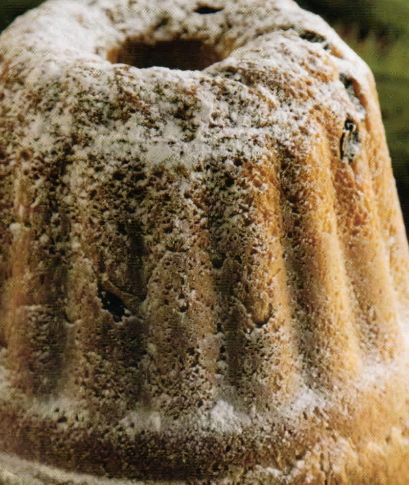 Συνταγή Κέικ με σταφίδες
