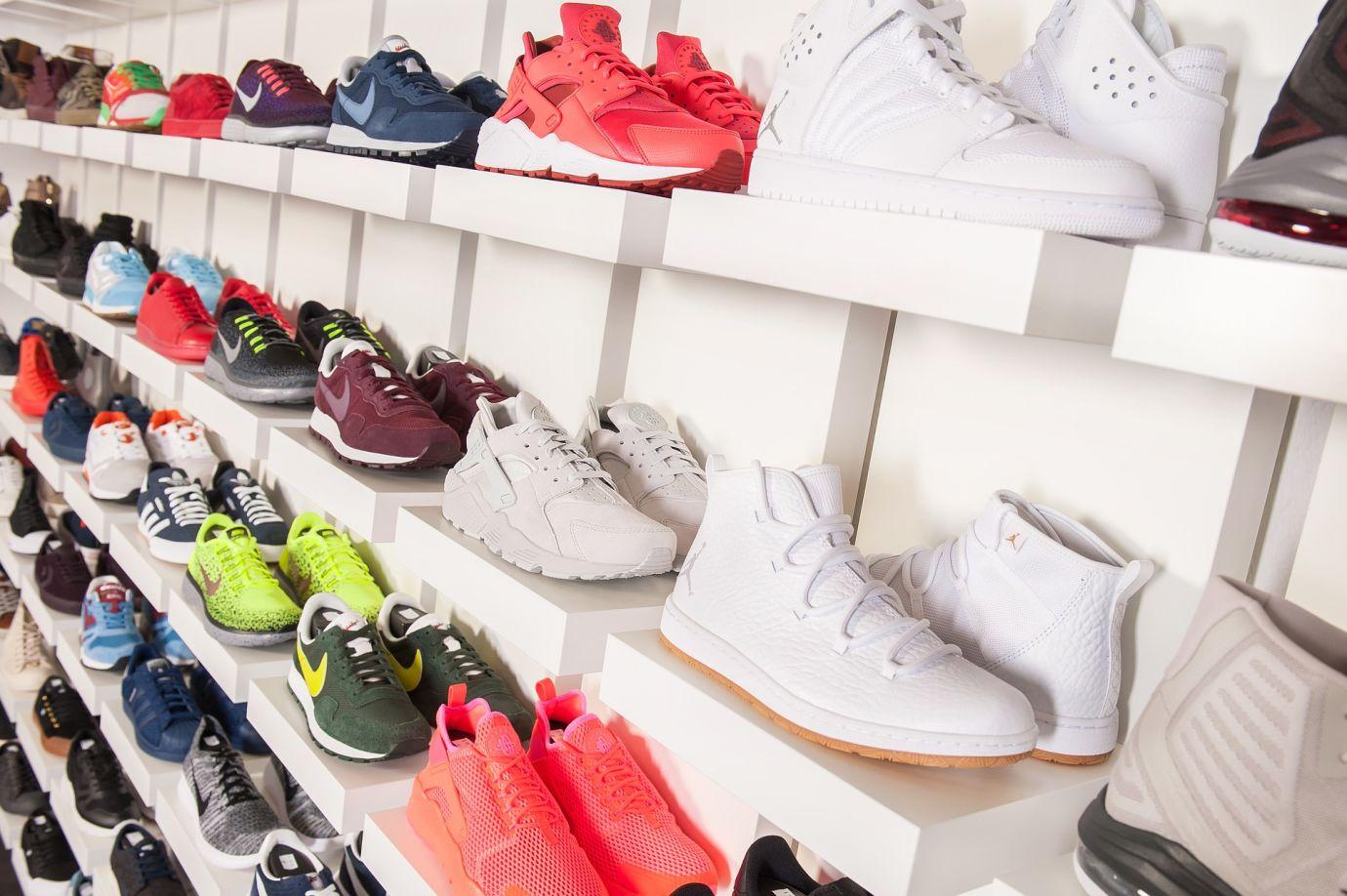 Sneakerregal