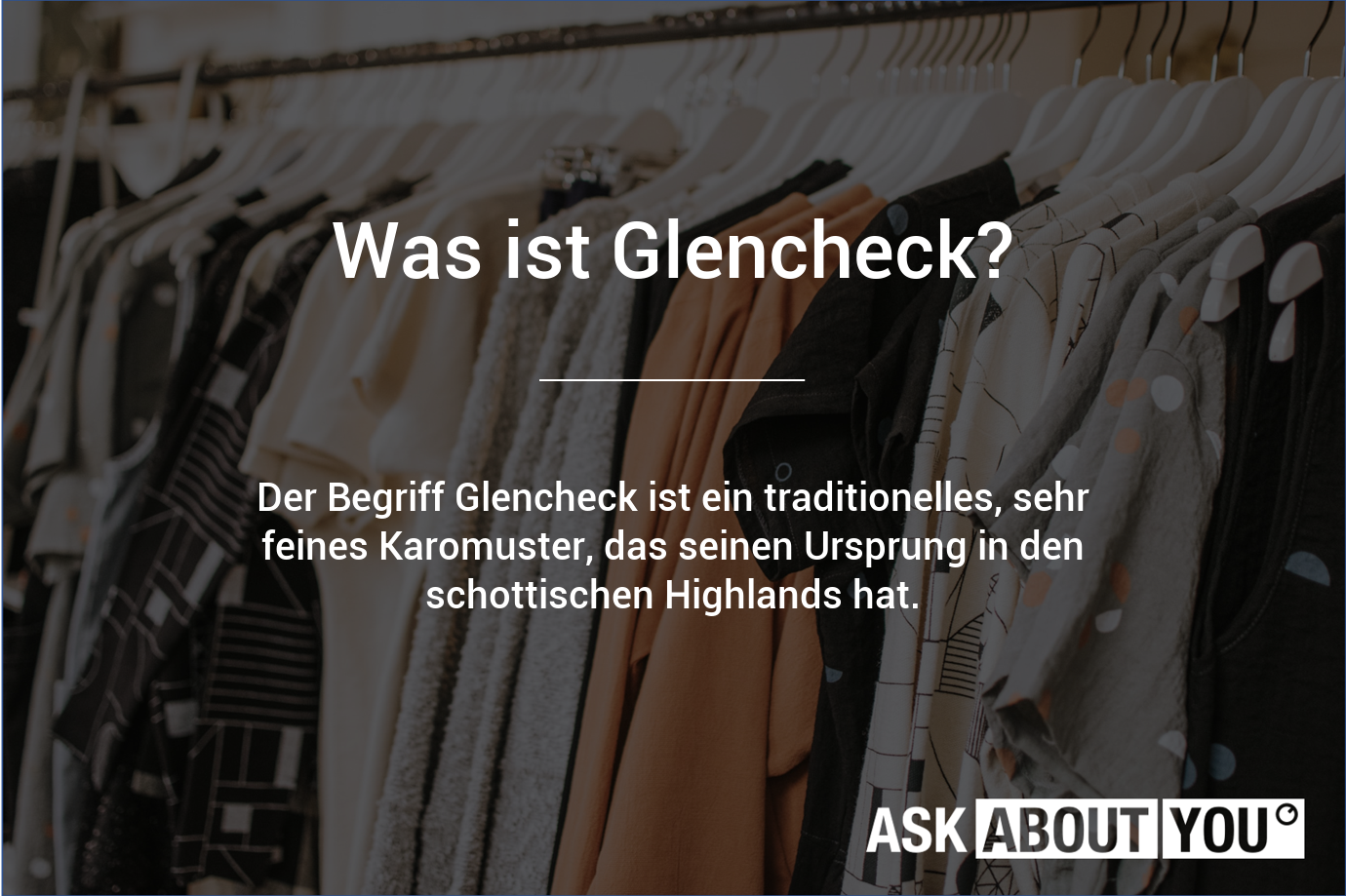 was ist glencheck