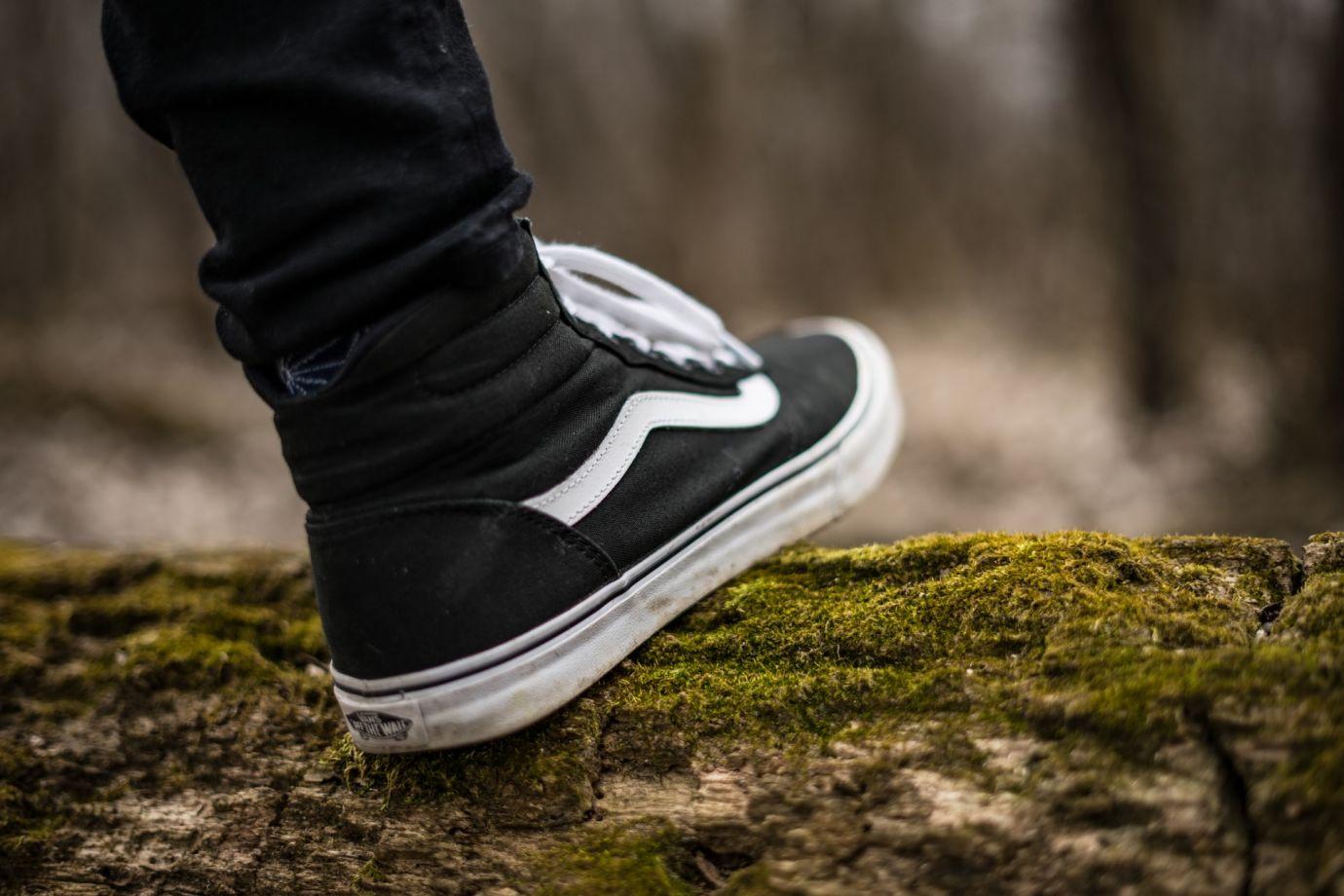 Was ist Shoefiti?