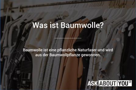 was ist baumwolle