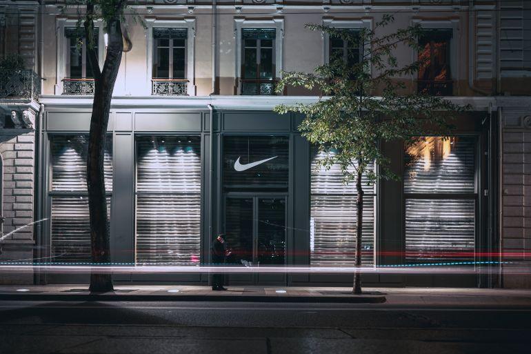 Nike Store}