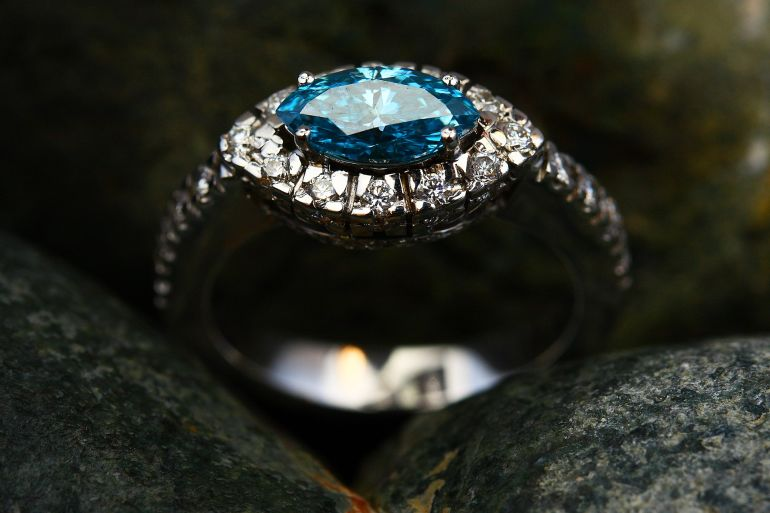 Diamantenring