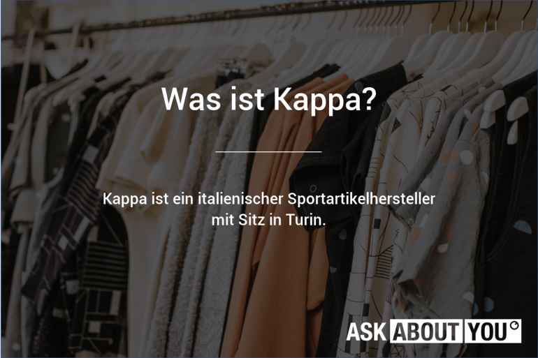 was ist kappa}