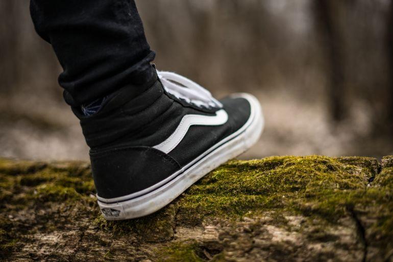 Was ist Shoefiti?}