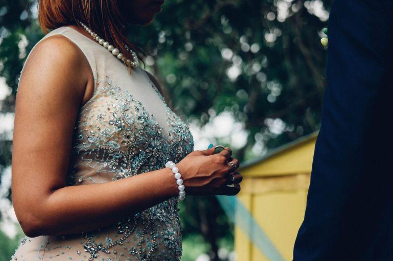 Was sind festliche Kleider?