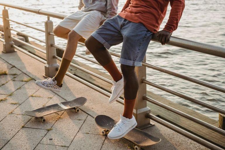 Welche Schuhe passen zu Herren Shorts?}