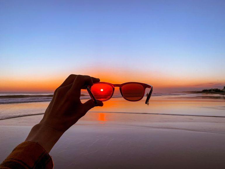 Haben alle Sonnenbrillen einen UV-Schutz?}