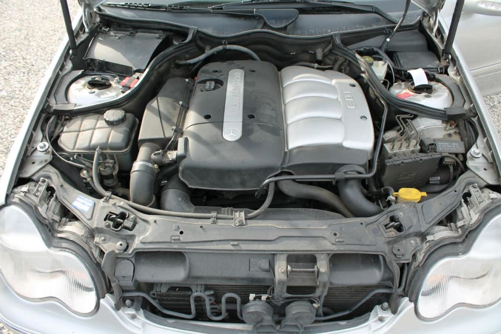 Mercedes 203 C220 CDI (611 MOTOR) - Buy cheap used spare parts
