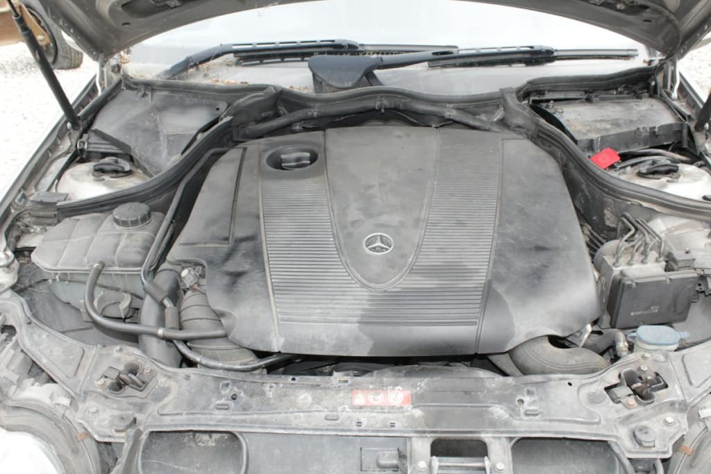 Mercedes 203 C220 CDI (646 MOTOR) - Buy cheap used spare parts