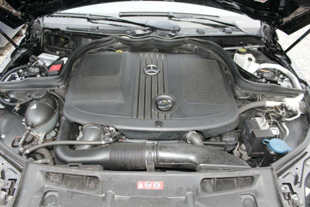 Mercedes 204 C350 CDI - Buy cheap used spare parts