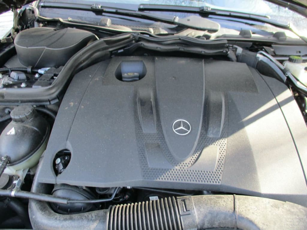 Mercedes 204 C220 CDI (646 Motor) - Buy cheap used spare parts