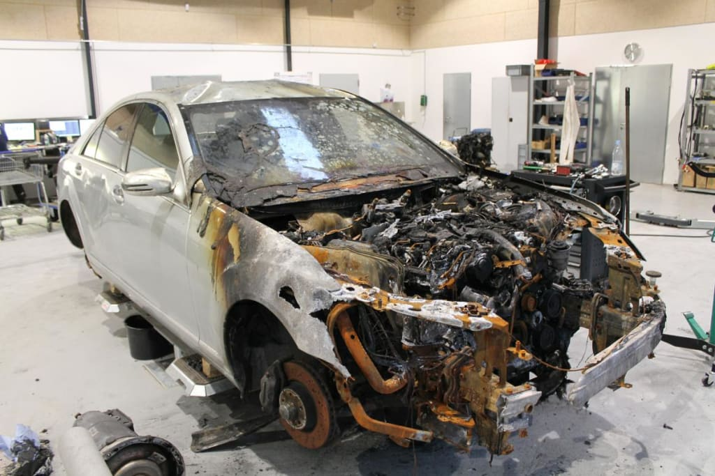 Mercedes 221 S320 CDI - Buy cheap used spare parts
